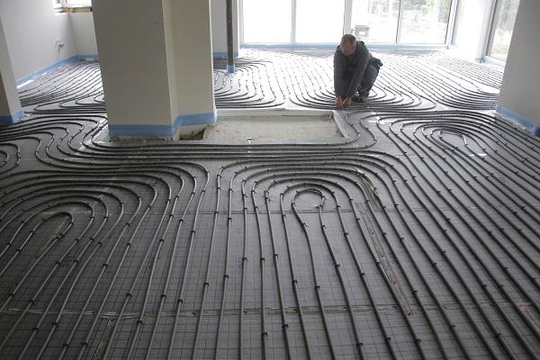 Hervorragend Elektrische Fußbodenheizung Archive - Rettinger Kempten - MEISTER IH18
